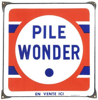 PILE WONDER.