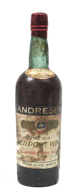1 bouteille PORTO