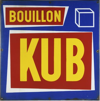 BOUILLON KUB.