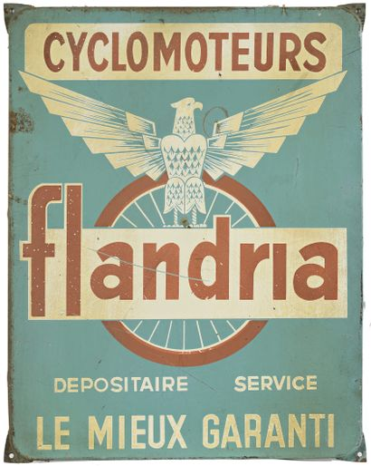 CYCLOMOTEURS FLANDRIA.