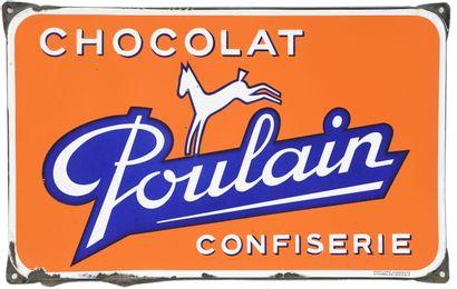 CHOCOLAT POULAIN CONFISERIE.