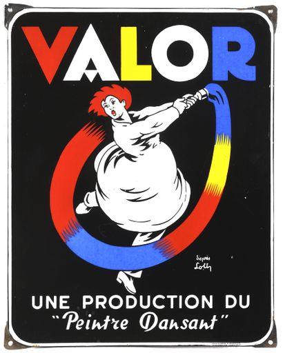 VALOR Une Production du Peintre Dansant.