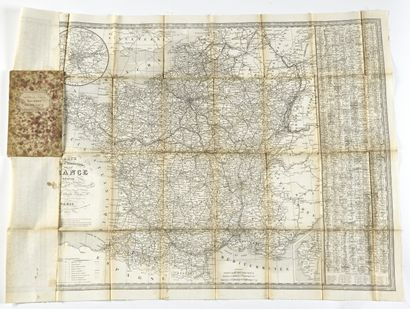 CARTE. CHARLES, Géographe.