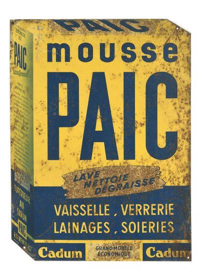 MOUSSE PAIC.