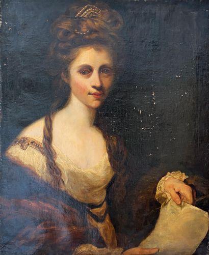 Joshua REYNOLDS (1723-1792), dans le goût...