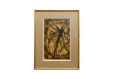 Magdalena RADULESCU (1902-1983)  La Passion...