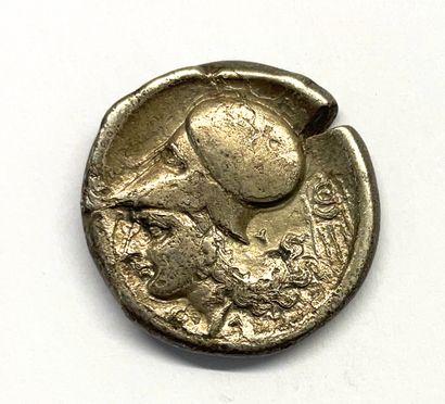 Corinthe – (345-307 AC)  Un Statère au Pégase...
