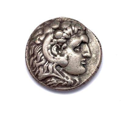 Royaume de Macédoine – Alexandre III Le grand...