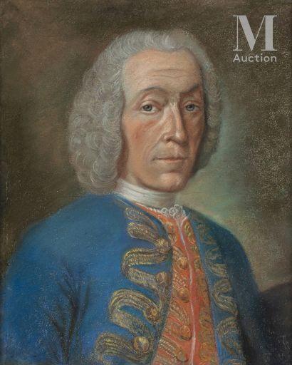 École française du XVIIIe siècle.