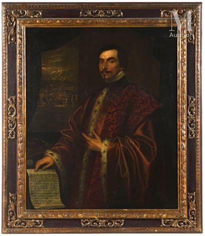 Ecole VENITIENNE vers 1630, suiveur de Domenico TINTORETTO