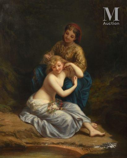 Attribué à Henri – Pierre PICOU (1824 – 1895)