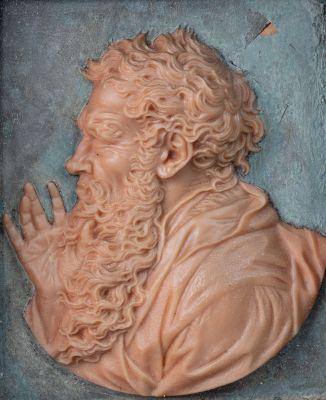 Attribué à Leonhard POSCH (1750-1831)  Portrait...