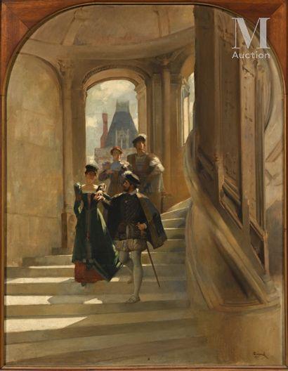 Gustave SURAND (Paris 1860 – 1937)