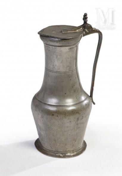 BAR SUR SEINE milieu XVIIIème siècle