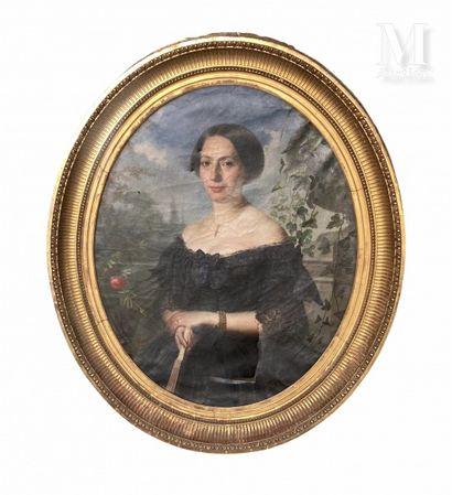 *BERDOU (Ecole Française, actif en 1838)
