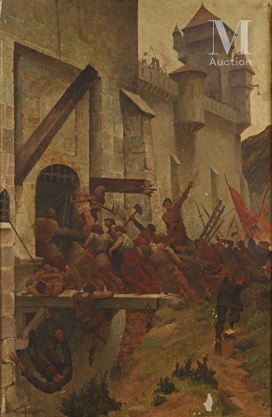 Henri-Eugène LOUVET (1866-?)
