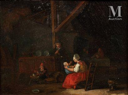 Attribué à Jacques Albert SENAVE (1758-1829)