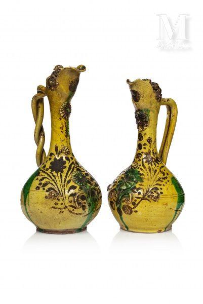 Deux Canakkalé ottomanes