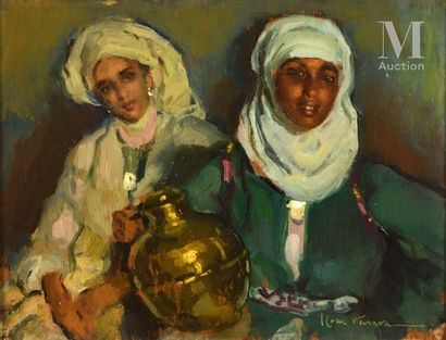 José CRUZ-HERRERA (La Linea de la Concepcion 1890-Casablanca 1972)