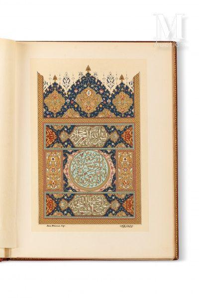 DINET (Etienne) & BEN IBRAHIM (Sliman) La vie de Mohammed prophète d'Allah. Paris,...
