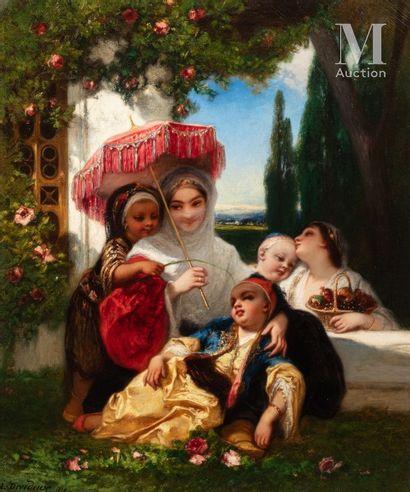 Louis DEVEDEUX (Clermond-Ferrand 1820 - Paris 1874)