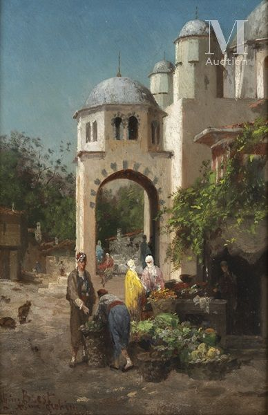 Fabius BREST (Marseille 1823-1900)