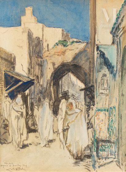 Alméry LOBEL-RICHE (Genève 1877-Paris 1950)