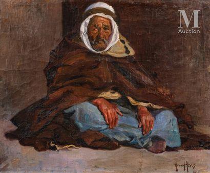 Armand ASSUS (Alger 1832- Cagnes 1977)