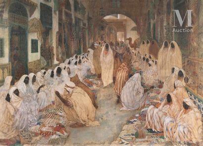 Alexandre ROUBTZOFF (Saint Petersbourg 1884 - Tunis 1949)