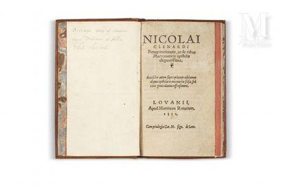 CLAYNAERTS (Nicolas)