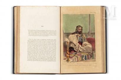 GOUPIL-FESQUET (Frédéric) & VERNET (Horace) Voyage en Orient fait avec Horace Vernet...