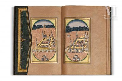 Dalâ'il al-Khayrât ottoman - Livre de prières