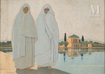Marguerite  BARRIERE-PREVOST (Sauveterre 1887-?1981)