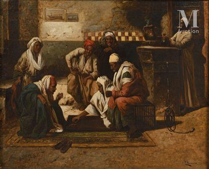 L. BERNARD (Actif au XIX ème siècle)