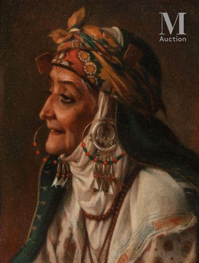 Charles BRUN (Montpellier 1826-Paris 1908)