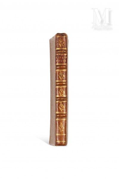 CLAYNAERTS (Nicolas) Peregrinationum  ac de rebus Machometicis epistolae elegantissimae....