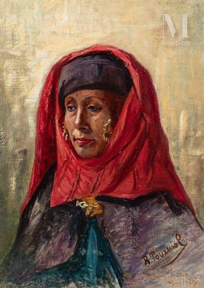 Renée TOURNIOL (Limoges 1876- Royan 1953)