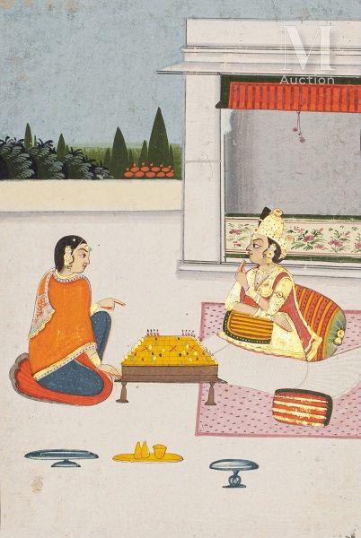 Peinture Baramasa