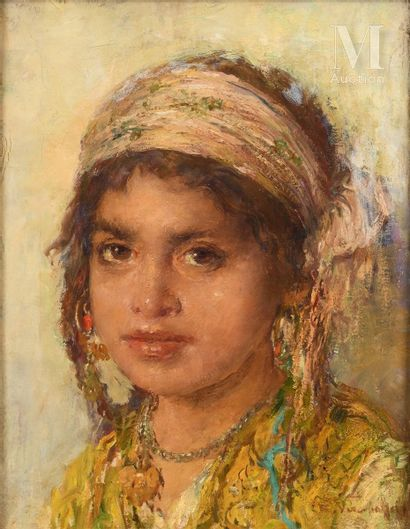 Edouard VERSCHAFFELT (Gand 1874- Bou Saâda 1955)