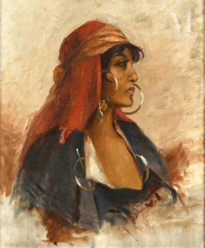 Gabrielle BERTHOLON (Active dans la première moitié du XX ème siècle)