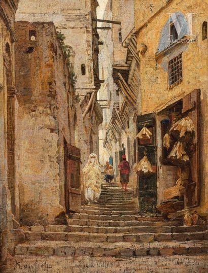 Jules ROUSSET (Aillant sur Milleron 1840 -? 1921)