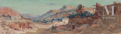 Constant LOUCHE (Alger1880 - Grenoble 1965)