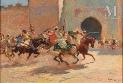 Matteo BRONDY (Paris 1866 - Meknès 1944)