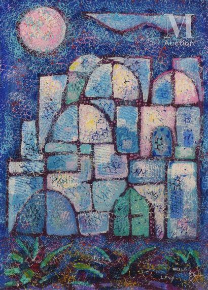 Nello LEVY (1921 Viareggio - 1992)