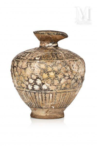Vase épigraphique