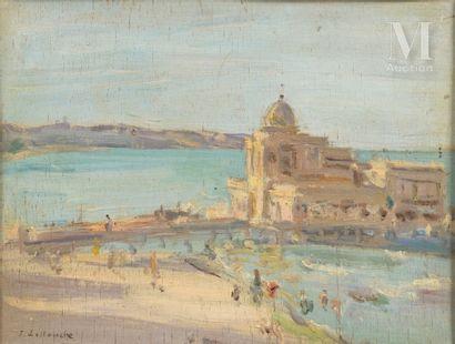 Jules LELLOUCHE (Monastir 1903 - Paris 1963)