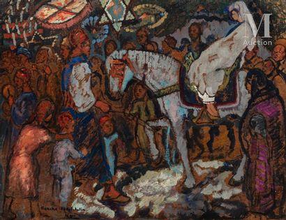 Abdelhalim HEMCHE (1908 Tlemcen - Paris 1979)