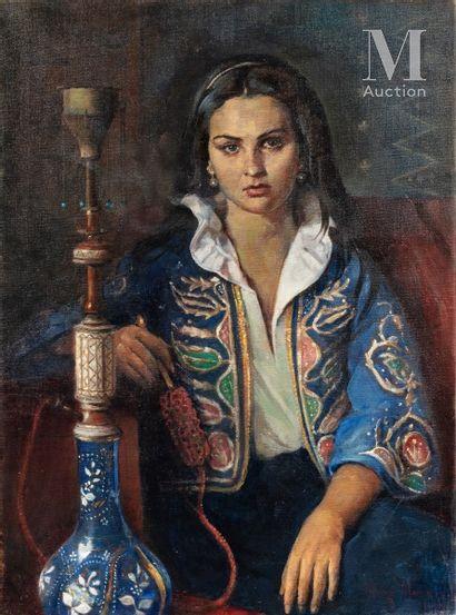 Max MOREAU (Soignies1902-1992)