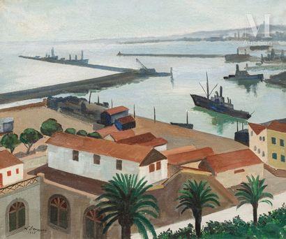 Louis BERNASCONI (Alger 1905- Fontainebleau 1987)
