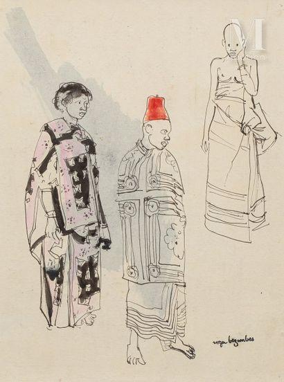 Roger BEZOMBES (Paris 1913-1994)